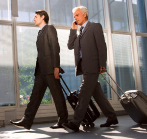 Reduce travel risk by enabling effective employee travel security measures